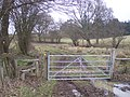 Gate and stile near the Grove - geograph.org.uk - 1700164.jpg