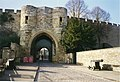 Gate entrance to Lincoln Castle - geograph.org.uk - 341973.jpg