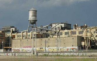 Gates Corporation - The former Gates Rubber factory, for many years a Denver landmark, was demolished in 2014.