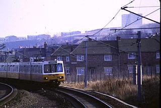 Gateshead Stadium Metro station Station of the Tyne and Wear Metro