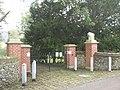 Gateway, Stiffkey Old Hall - geograph.org.uk - 582249.jpg
