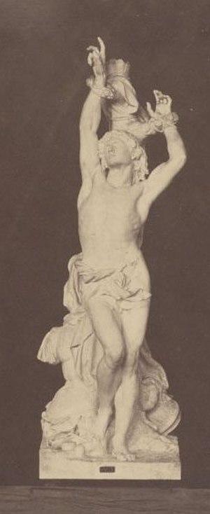 Jean Gautherin - Image: Gautherin Saint Sébastien