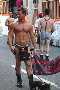 Gay Pride Parade 2007 NYC Raging Stallion Studios.jpg