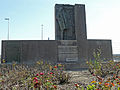 Gedenkteken als hulde aan Pierre Vandamme, Isabellalaan 1, Zeebrugge (Brugge).JPG