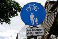 Geh-und Radweg Benuetzungspflicht.JPG