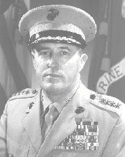 GeneralRDavis USMC