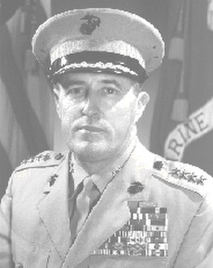 Ray Davis (general) - General Davis after his promotion to full general
