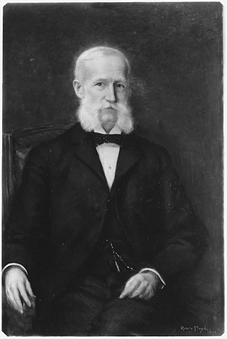 John W. Foster - Image: General John W. Foster of Indiana, 1836 1917. NARA 298106