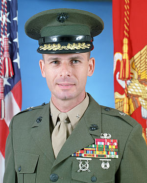 Peter Pace - Pace as a brigadier general in 1992.