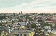 General View of Lynn, MA