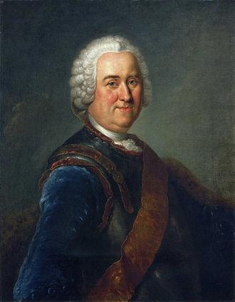 James Francis Edward Keith - Image: Generalfeldmarschall Keith (Pesne)