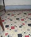 Geometric linoleum flooring.jpg