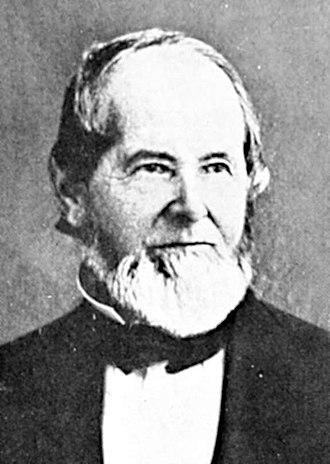 Provisional Government of Oregon - George Abernethy, Governor from 1845 to 1849