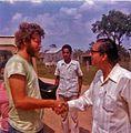 George C. Price and Peace Corps Volunteer.jpg