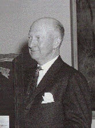 George H. Roderick - George H. Roderick in 1960.
