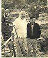 George Roy Hill and William R Edmondson.jpg