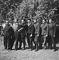 Georgische soldaten op Texel, Bestanddeelnr 901-0806.jpg