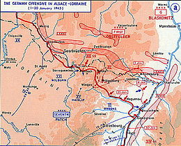 Carte Campagne Alsace.Operation Nordwind Wikipedia