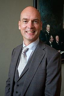 Gert-Jan Segers Dutch political scientist and politician