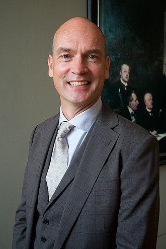 Gert-Jan Segers - Image: Gert Jan Segers 2018