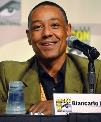 Giancarlo Esposito - Giancarlo Esposito at the 2012 San Diego Comic-Con International.