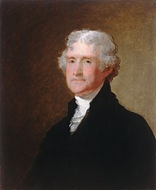 Thomas Jefferson Signer of the Declaration of Independence