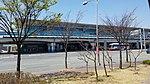Gimhae international airport International terminal building 20180403 120807.jpg