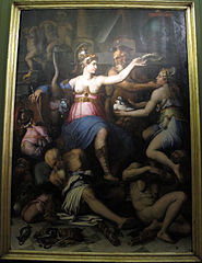 Allegory of justice and truth