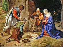 ประวัติพระเยซูคริสต์