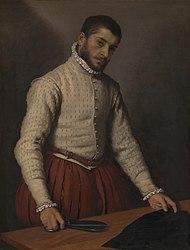 Giovanni Battista Moroni: The Tailor