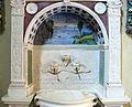 Giovanni della robbia, lavabo della sagrestia di smn, 1499, 02.JPG