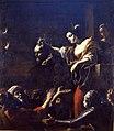 Giuditta mostra la testa di Oloferne agli ebrei - M. Preti.jpg