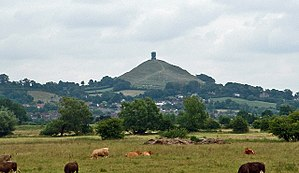Gwyn ap Nudd - Gwyn ap Nudd is intimately associated with Glastonbury Tor.