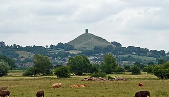 Somerset Levels - Glastonbury Tor