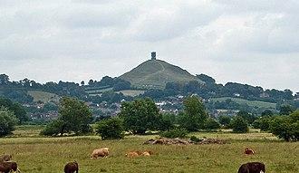 Gwyn ap Nudd - Gwyn ap Nudd is intimately associated with Glastonbury Tor.