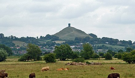 Glastonbury Tor Glastonbury Tor.jpg