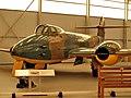 Gloster F9 40 DG202 G RAF Museum Cosford.jpg