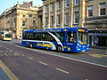 Go North East bus Fab Fifty Seven livery in Newcastle 3 April 2009 pic 2.JPG