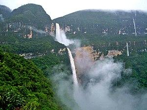 Gocta Cataracts - Gocta Waterfall