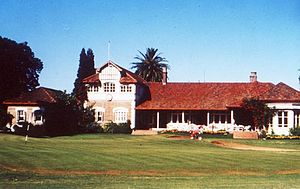 General San Martín Partido - San Andrés Golf Club.