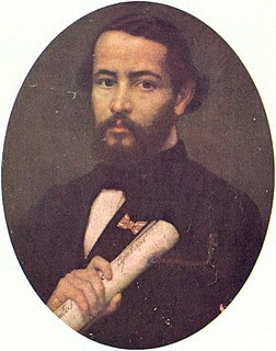 Gonçalves Dias Brazilian poet and dramatist