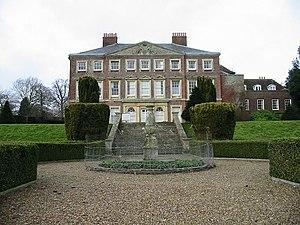 Goodnestone Park - Goodnestone House, 27 December 2007