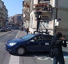 Google Street View in Europe Wikipedia