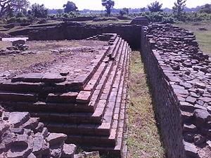 Garh Doul - Image: Gorh Dol Ruins
