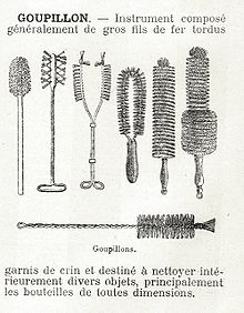 Écouvillons (par Wikipédia)