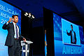 Governor of Louisiana Bobby Jindal at Southern Republican Leadership Conference, Oklahoma City, OK May 2015 by Michael Vadon 126.jpg
