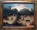 Goya (attr.), corrida in un'arena divisa, 1816 ca. 01.JPG