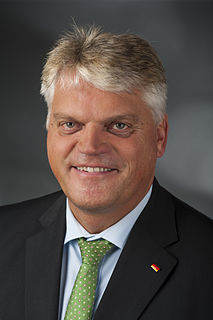 Markus Grübel German politician