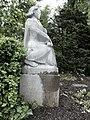 Grab auf dem Friedhof am Hörnli von Emil Knöll (1889–1972).jpg
