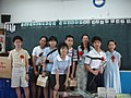 Graduation ceremony in a elementary school 08.jpg